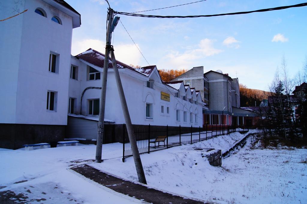 Санаторий тумнин хабаровского края