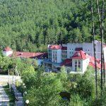 территория Санатория Тумнин Горячий ключ